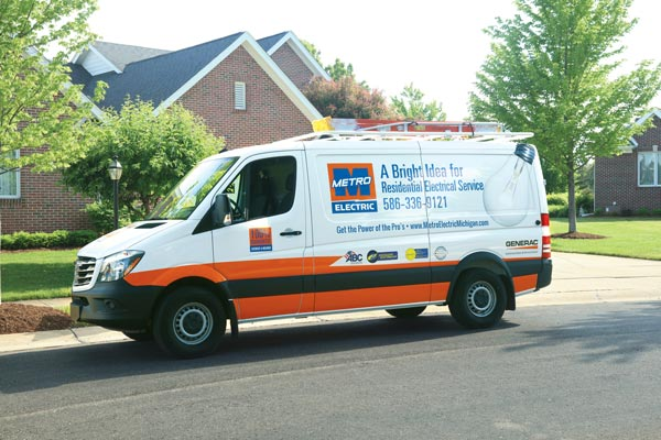 Full Service Residential Electrical Contractor | Metro Electric Michigan