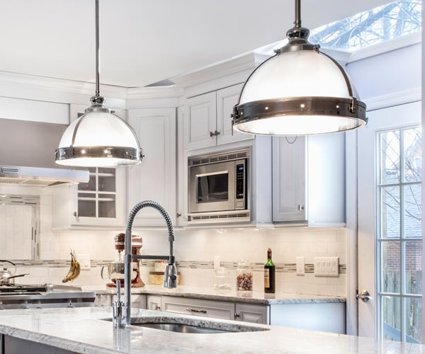 Fan fixture upgrades for safety convenience style