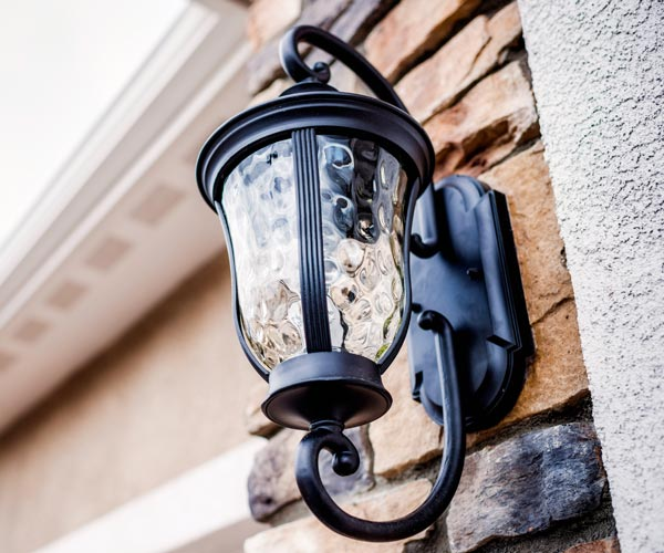 electric outdoor lights patio outdoor lighting power upgrades for safety security style metro electric